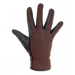Riding gloves -Velluto-