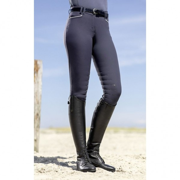 Riding breeches -Venezia Classico- s. Knee patch