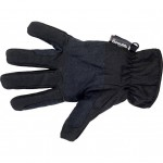 Gloves with thinsulate filling