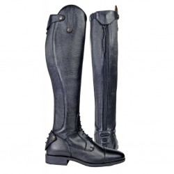 Riding boots - Latinium Style - long , width XL