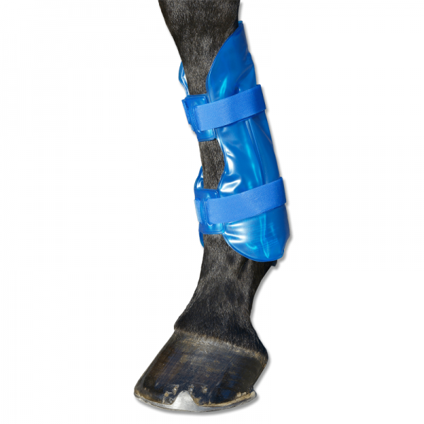 COOLING- OR WARMING TENDON BOOT HOT-CHILLY LEG, PIECE