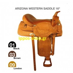 ARIZONA WESTERN SADDLE
