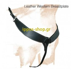 LEATHER WESTERN BREASTPLATE