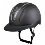 Riding helmet -Carbon Art-
