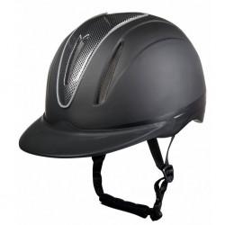 Riding helmet -Carbon Art-