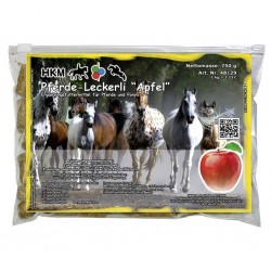 Horse Tidbits With Apple Flavour