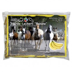 Horse Tidbits With Banana Flavour