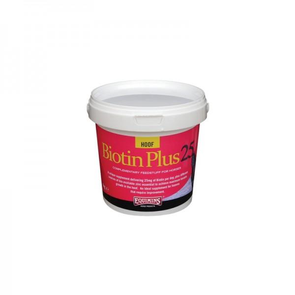 Biotin Plus 25