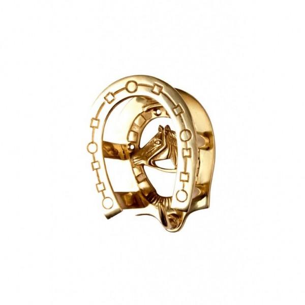Brass Bridle Hook