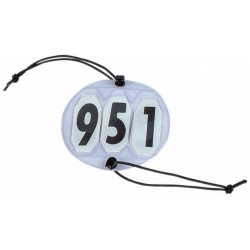 Competition Numbers RUND, 3-digit