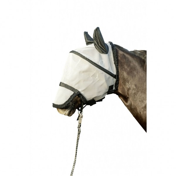 Anti-Fly Mask With Nose Protection