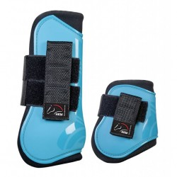 Set of 4 Protection and fetlock boots