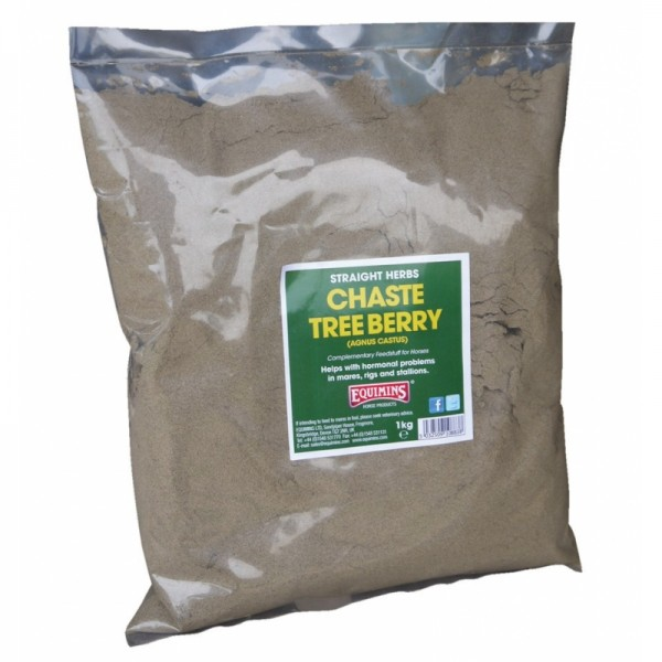 Chaste Tree Berry Herb