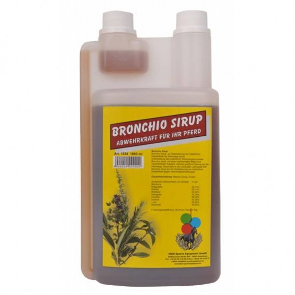 Bronchio Syrup