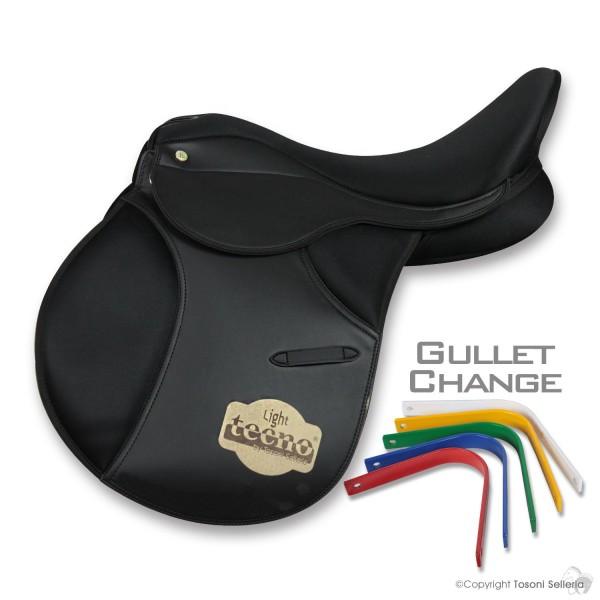 Tecno GENERAL PURPOSE Gullet Change  Saddle
