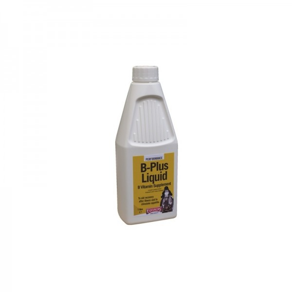 Equimins B-Plus Liquid B Vitamin Supplement